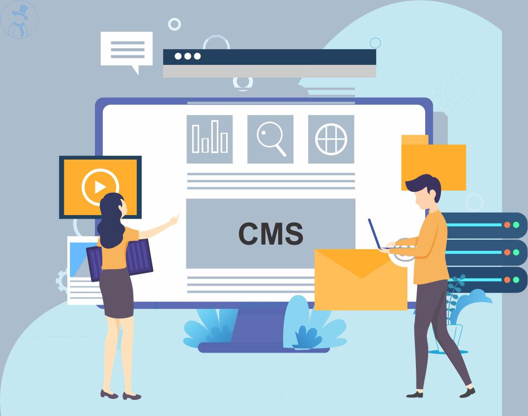 سیستم های مدیریت محتوا و بررسی ویژگی های بهترین cms ها