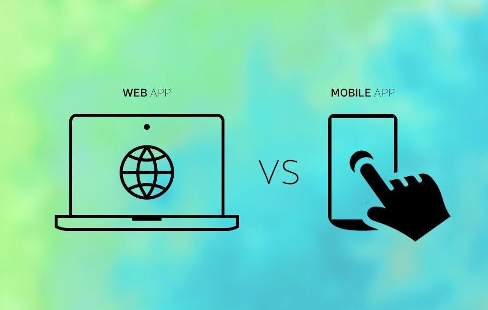 چه تفاوتی بین اپلیکیشنهای وب و اپلیکیشنهای موبایل وجود دارد؟