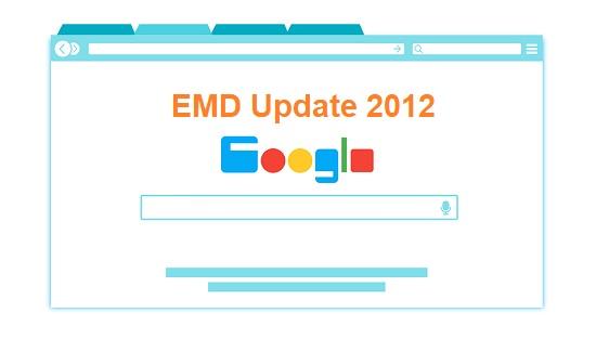 الگوریتم EMD گوگل