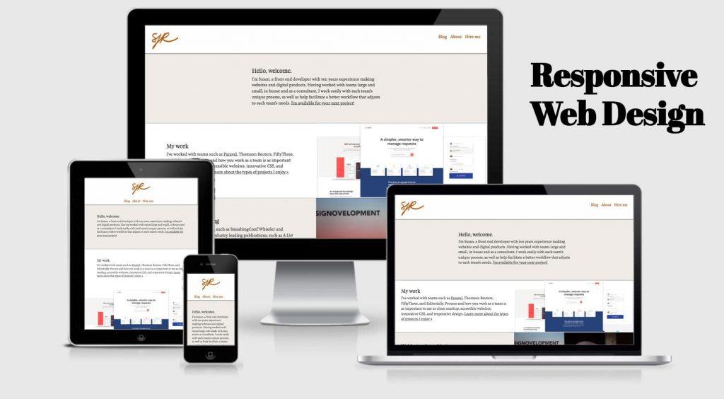 سایت واکنش گرا چیست؟ مزایا و معایب سایت واکنش گرا برای کسب وکارها
