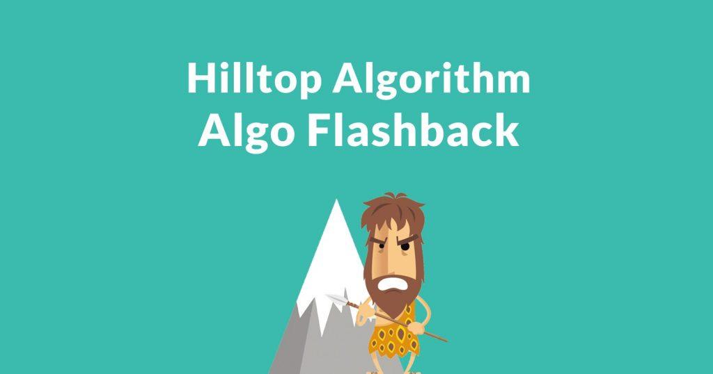 الگوریتم Hilltop