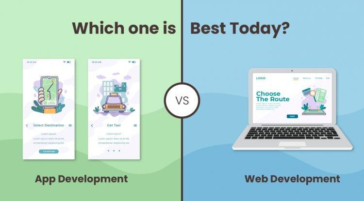 مقایسه اپلیکیشن های وب و اپلیکیشن های موبایل